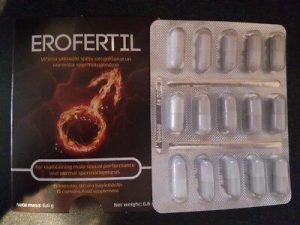 Erofertil sastojci - Hrvatska