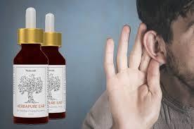Nutresin - Herbapure Ear - gdje kupiti - Amazon - kako funkcionira