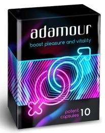 Adamourde - sastojci - gel - instrukcije
