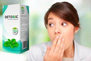 Detoxic - kako funkcionira - gdje kupiti - recenzije