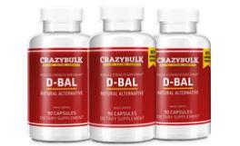 CrazyBulk - za mišićnu masu - ebay - gel - sastojci