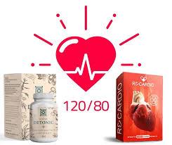 Detonic - za hipertenziju - kako funckcionira - gel - forum