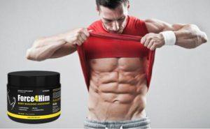 Ultrarade Force4him - za mišićnu masu - ljekarna - sastojci - gel