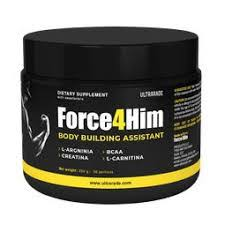 Ultrarade Force4him - za mišićnu masu - sastav - cijena - tablete