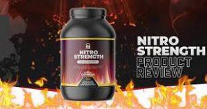 Nitro Strength - za mišićnu masu – gdje kupiti – recenzije – krema