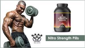 Nitro Strength - muscle supplement – Hrvatska – cijena – Amazon