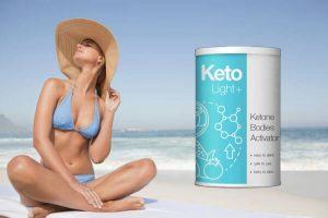 Keto Light+ - sastav - kako funkcionira - ebay