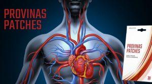 Provinas Patches - za hipertenziju – ljekarna – gel – instrukcije