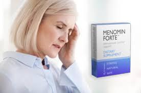 Menomin Forte - problemi s menopauzom – cijena – krema – Hrvatska