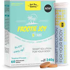 Frootie Joy – ljekarna – gel – instrukcije
